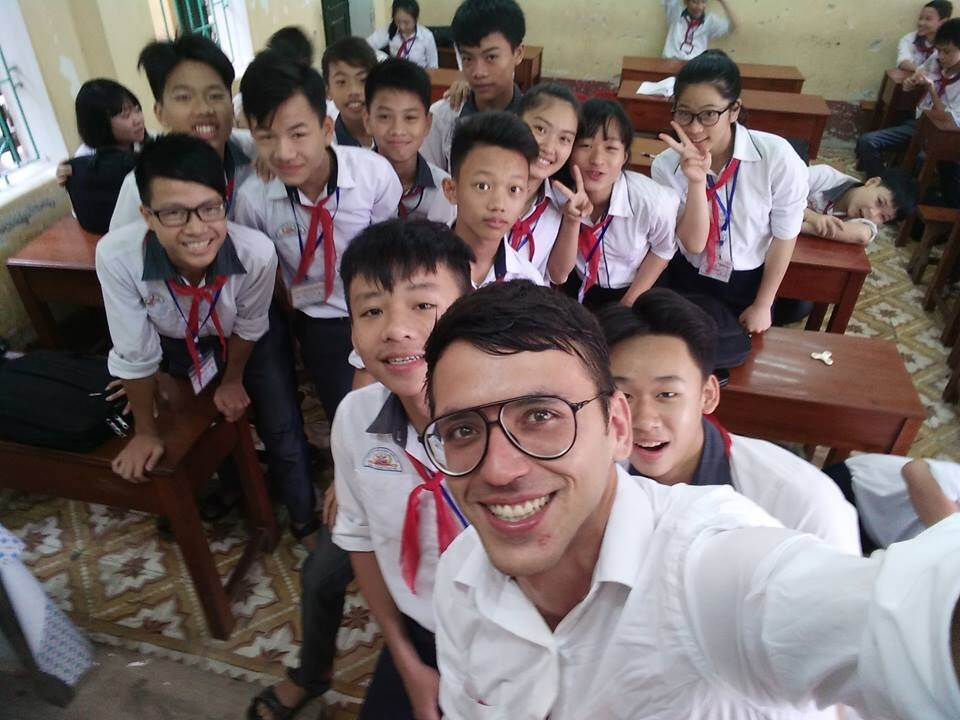My experience in Vietnam